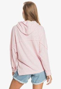 Roxy - SUNRISE SURF - Hoodie - pink mist - 2