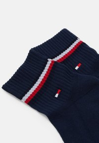 Tommy Hilfiger - MEN ICONIC QUARTER  2 PACK - Calze - dark navy - 1