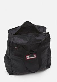 Hunter ORIGINAL - PACKABLE TOTE UNISEX - Tote bag - black - 2