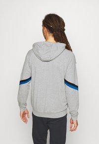 Diadora - CUFF SUIT CORE SET - Trainingsanzug - light middle grey melange - 2