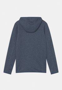CMP - FIX HOOD UNISEX - Fleece jacket - blue/light blue - 1
