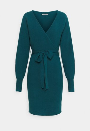 Jumper dress - deep teal
