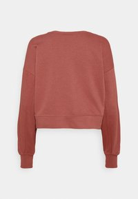 Nike Performance - DRY GET FIT CREW - Sudadera - canyon rust/rust pink - 1