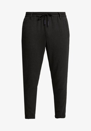 CLUB HERRING PANT - Tracksuit bottoms - charcoal grey
