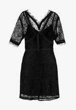 TRACE - Sukienka koktajlowa - black