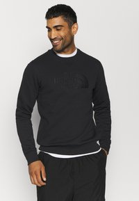 The North Face - DREW PEAK - Sweatshirts - black - 0