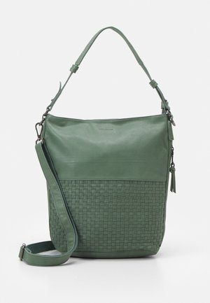 DAWN - Handbag - sea green
