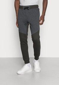 Pier One - Pantaloni sportivi - dark grey - 0