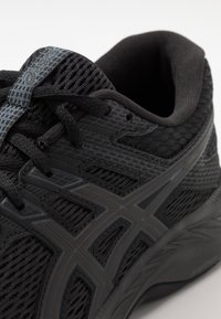 ASICS - GEL-CONTEND - Zapatillas de running neutras - black - 5