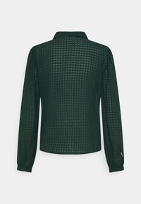 JDY - JDYDIANE PUFF SHIRT - Button-down blouse - scarab - 7