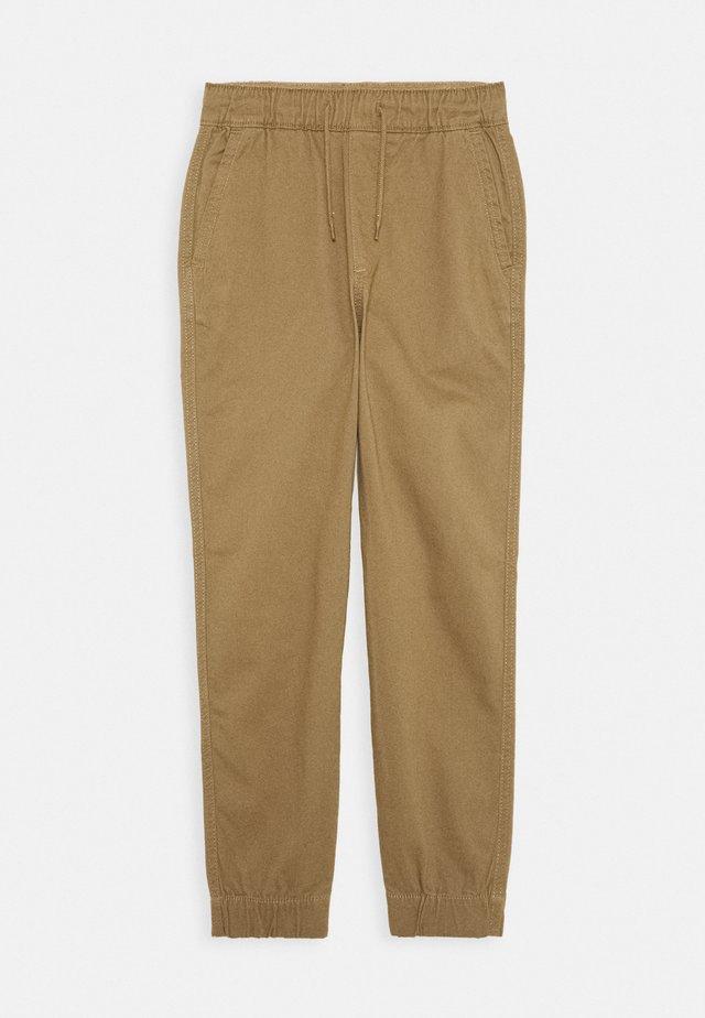 CORE - Trousers - dark khaki