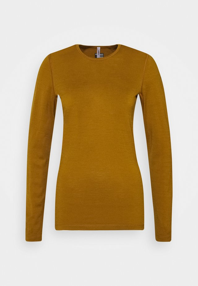 Unterhemd/-shirt - curry