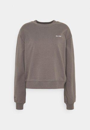 LOGO BASIC - Sweater - grey