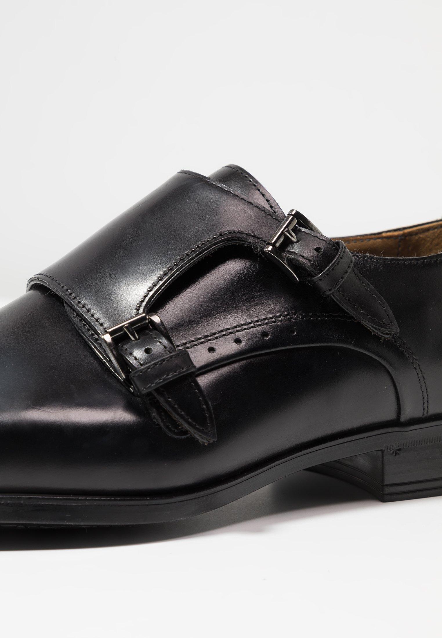 Giorgio 1958 Business Loafers - Black