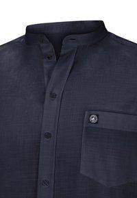 Jan Vanderstorm - KALLU - Shirt - dark blue - 2
