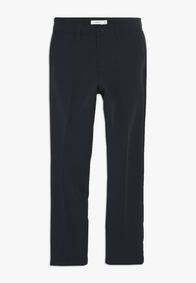 NKMRALF PANT - Suit trousers - dark sapphire