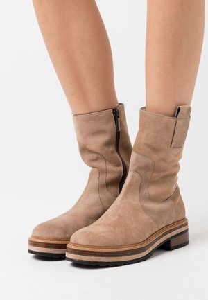 ANDREA - Boots - beige