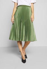 someday. - ONERA - A-line skirt - garden green - 0