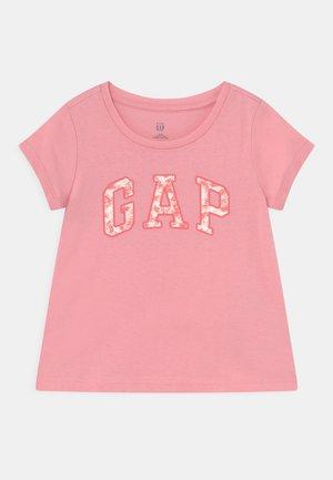 TODDLER GIRL LOGO - Print T-shirt - belle pink