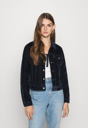 ORIGINAL TRUCKER - Summer jacket - lush indigo