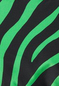 NON COMMUN - ARSENE SET - Bikiny - green/black - 5