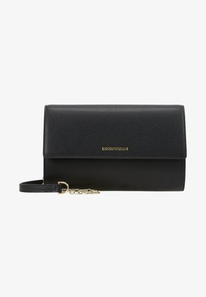 FRIDA LOGO WALLET ON CHAIN - Monedero - nero