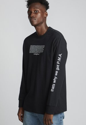 Bad Brains Supertouch - Long sleeved top - flint black