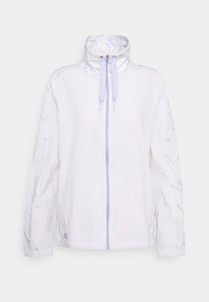 PRIMEBLUE FULL ZIP JACKET - Outdoor jacket - white