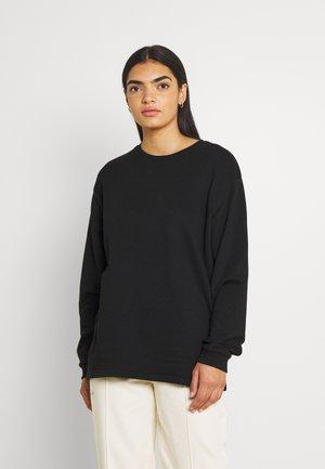 ENNIEBUHR TEE - Sweatshirt - black