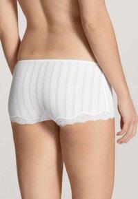 Calida - PANTY, LOW CUT - Pants - white - 2