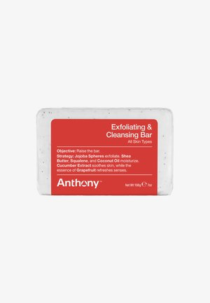 EXFOLIATING & CLEANSING BAR - Soap bar - -
