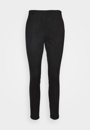 PCSEVAN - Leggings - Trousers - black
