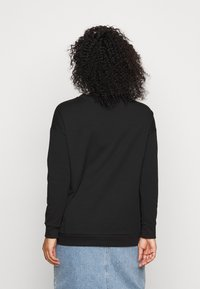 CAPSULE by Simply Be - DAY OFF - Sweatshirt - black - 2