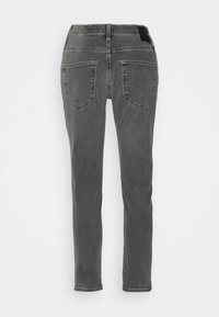 AG Jeans - EX BOYFRIEND - Jeans Tapered Fit - physical grey - 7