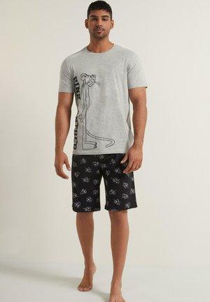 Pyjama set - grigio mel.chiaro st.pink panther