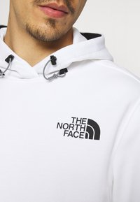 The North Face - TECH HOODIE - Sweatshirt - white - 6