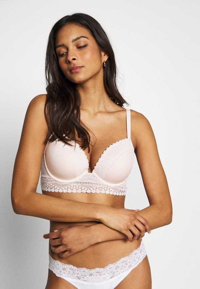 YOURSELF N°5 CLASSIQUE - Underwired bra - rose poudre