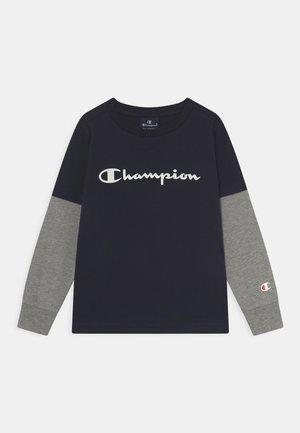 AMERICAN CLASSICS LONG SLEEVE UNISEX - Langærmede T-shirts - dark blue