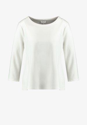 AUSGESTELLTES - Blouse - off-white