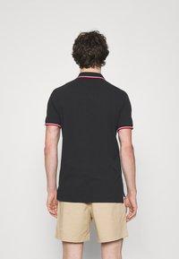 Polo Ralph Lauren - CUSTOM SLIM FIT - Polo shirt - black - 2