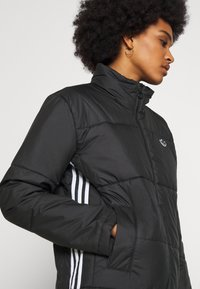 adidas Originals - PUFFER WINTER MIDWEIGHT JACKET - Giacca da mezza stagione - black - 3