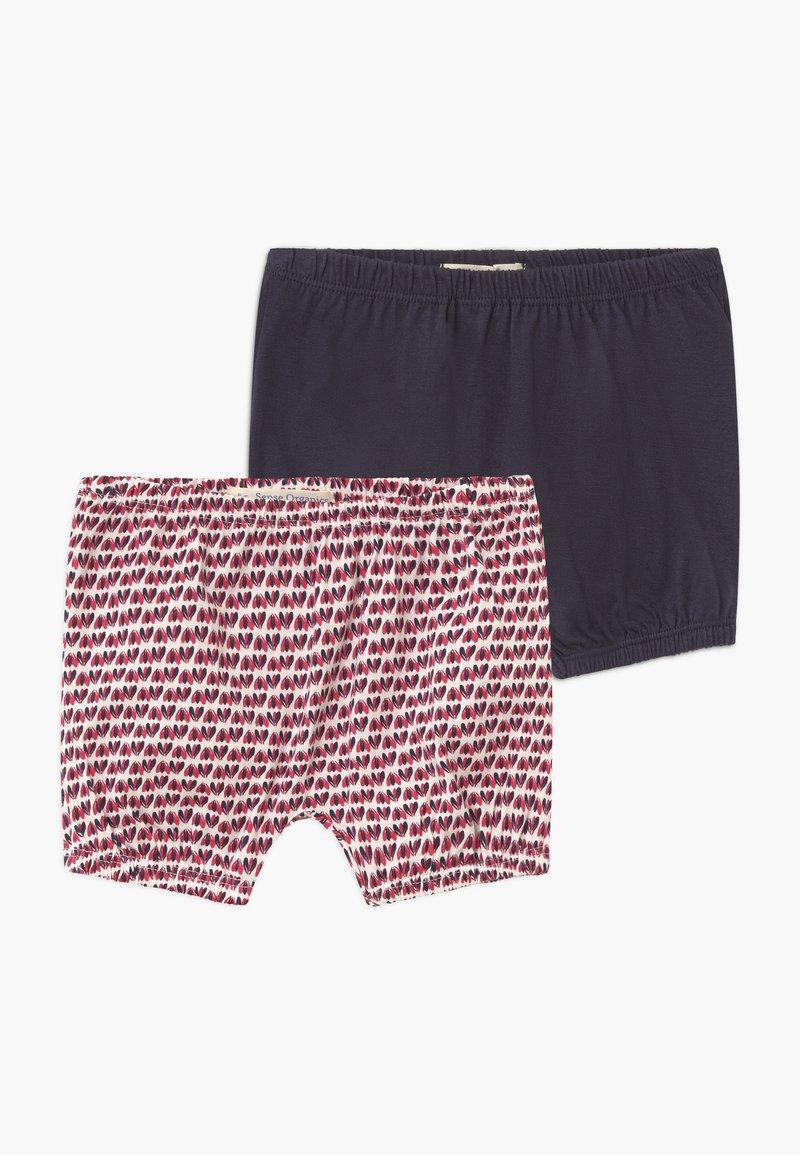 Sense Organics - MAYA BABY BLOMMER 2 PACK - Trousers - navy