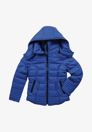 Winter jacket - royal heather