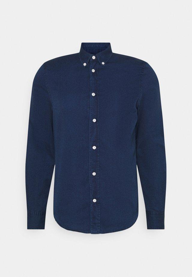 M. LEWIS - Košile - marine blu