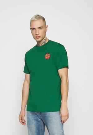 JACKPOT DOT UNISEX - Print T-shirt - ever green
