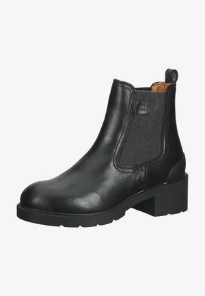 Ankle boots - black c00