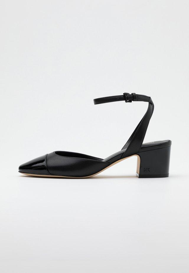 BRIE CLOSED TOE - Classic heels - black
