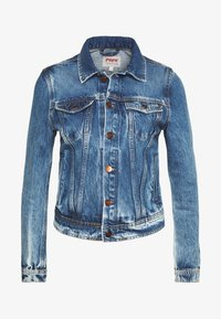 Pepe Jeans - CORE JACKET - Kurtka jeansowa - blue denim - 4