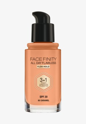 ALL DAY FLAWLESS 3 IN 1 FOUNDATION - Foundation - 85 caramel
