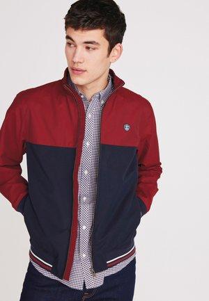 Light jacket - mottled light blue